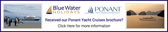 Ponant Luxury Yacht Cruises