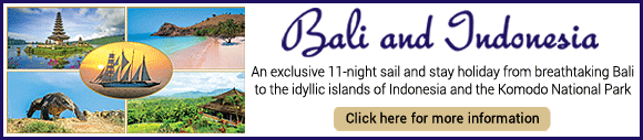 Bali and Indonesia Cruises
