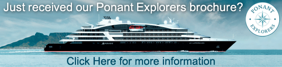 Ponant Luxury Cruises