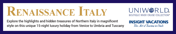 Exclusive Italy Cruise and Tour