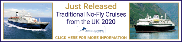 Cruise and Maritime Voyages 2020