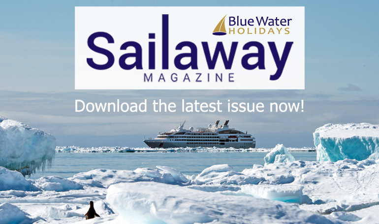 Sailaway Magazine Just Released!
