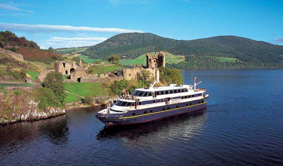 Explore the Scottish Highlands and Islands on Lord of the Glens