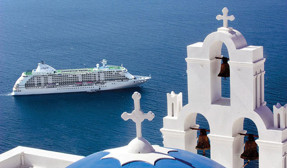 The best collection of luxury cruises from the leading cruise lines