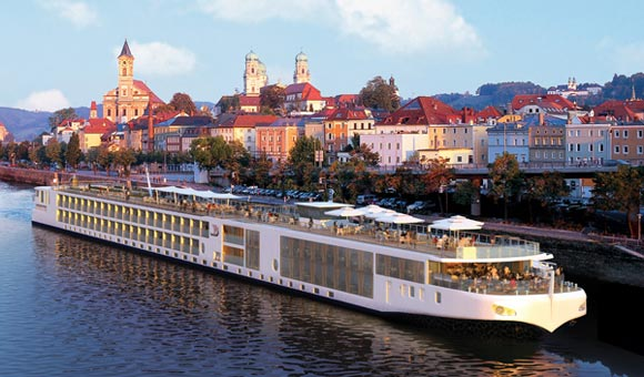 Exclusive discounts on Europe river cruises