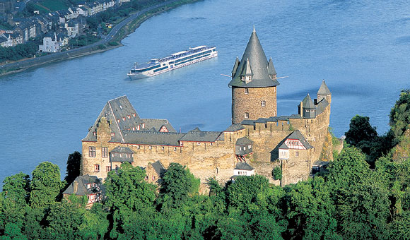 Widest collection of cruises along all the major rivers in Europe