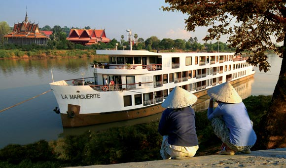Experience different cultures on a World River Cruise