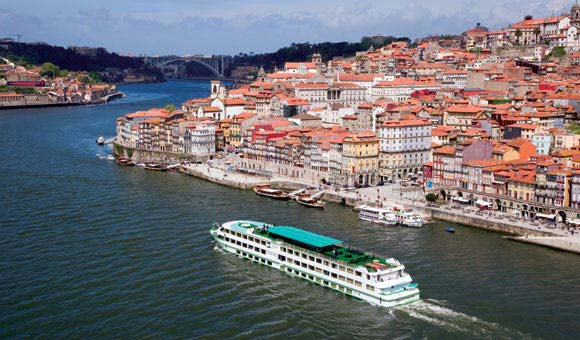 Visit historic towns on a Europe river cruise