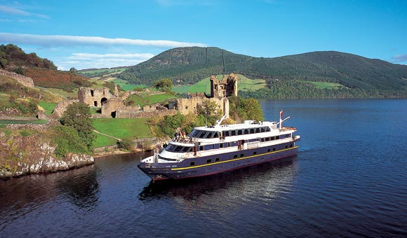 Join Lord of the Glens exploring the Scottish Highlands and Islands