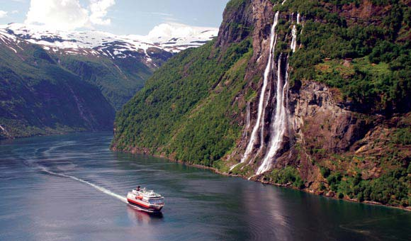 River Small Ship And Luxury Cruises Blue Water Holidays - Norway cruises