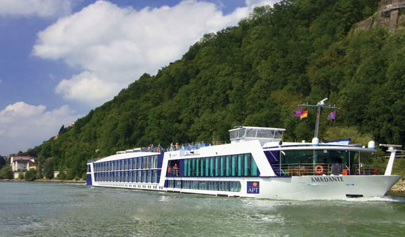 Widest Choice of River Cruises in Europe and Worldwide
