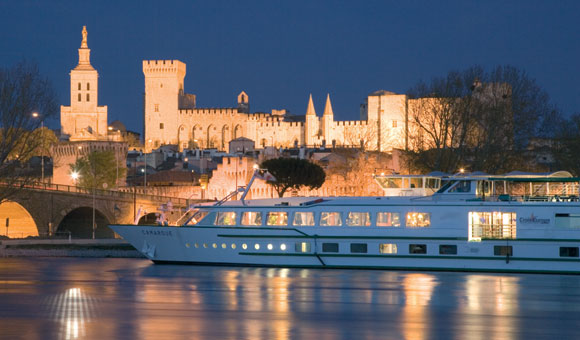 Cruise through Burgundy and Provence along the River Rhone