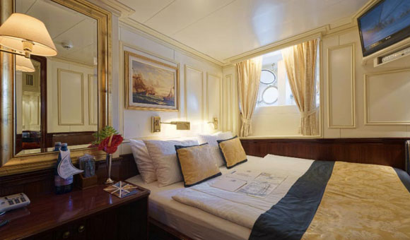 Royal Clipper Cabin