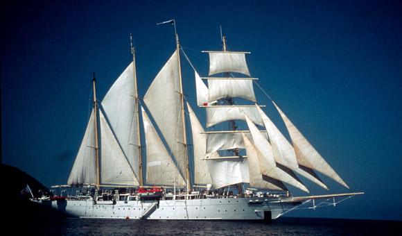 Tall Ship Sailing Cruises Blue Water Holidays